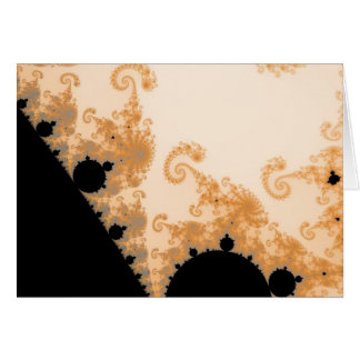 Endless Gold Detail Greetings Card