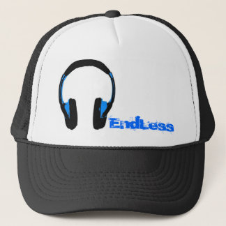 EndLess HeadPhone Trucker Hat