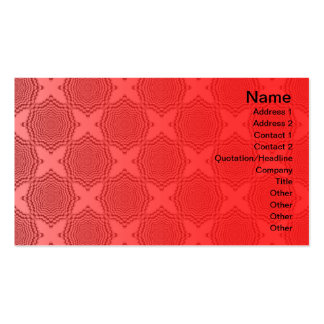 Endless Illusions Business Card Templates