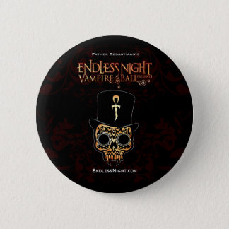 Endless Night Vampire Ball: Fred Samedi 2 Inch Round Button