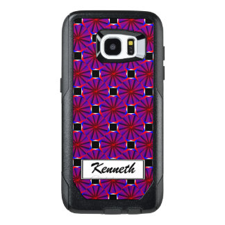 Endless Pinwheel by Kenneth Yoncich OtterBox Samsung Galaxy S7 Edge Case