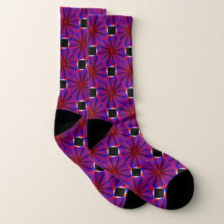 Endless Pinwheel by Kenneth Yoncich Socks