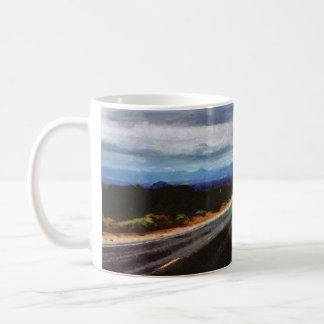 Endless Road - New Mexico. Coffee Mug