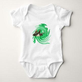 Endless Seas Baby Bodysuit