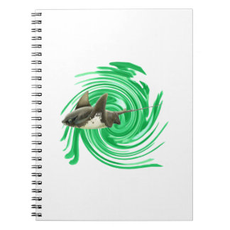 Endless Seas Spiral Notebook