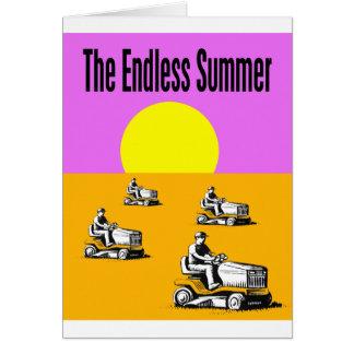 Endless Summer Card