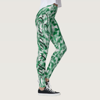 EndoChic Green Leggings