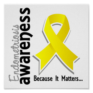Endometriosis Awareness 5 Print