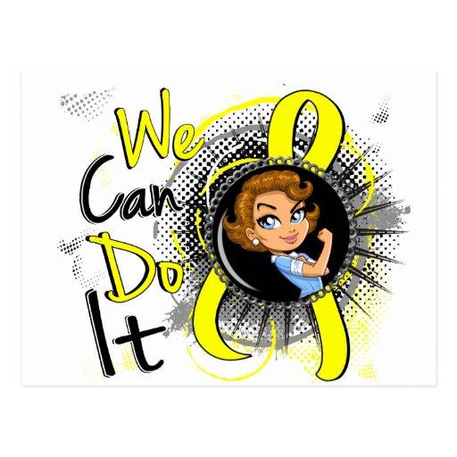 Endometriosis Rosie Cartoon WCDI.png Postcards