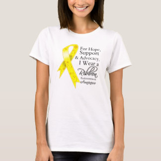 Endometriosis Support Hope Awareness T-Shirt