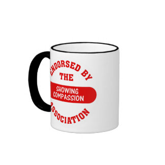 Endorsed by the Showing Compassion Association Mugs