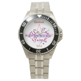 Endowed Free WTP Wrist Watches