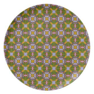 Endpaper Renaissance Plate