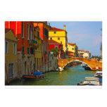 Endroits romantiques à Venise Faire-part
