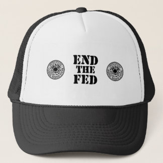 EndTheFedHat Trucker Hat