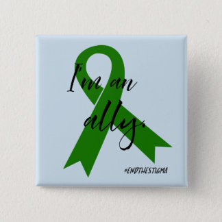#EndtheStigma - Mental Health Awareness Button