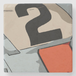 ENDURANCE RACER - #2 STONE COASTER