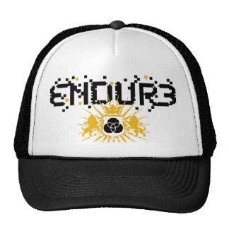ENDURE BITMAP TRUCKER HAT