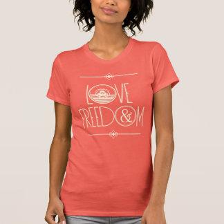 ENDURE LOVE & FREEDOM T-Shirt