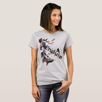 Endure Low-Poly T-Shirt Female