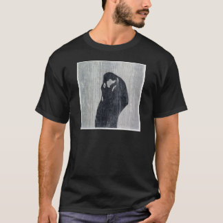 Endvard Munch The Kiss IV T-Shirt