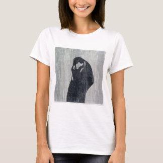 Endvard Munch The Kiss IV T-Shirt