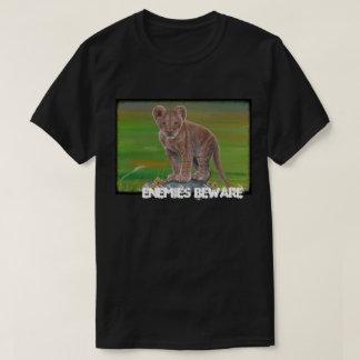 Enemies Beware T-Shirt