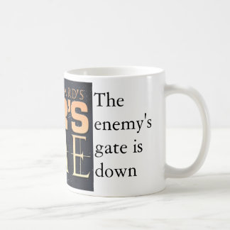Enemy's Gate - Right Coffee Mug