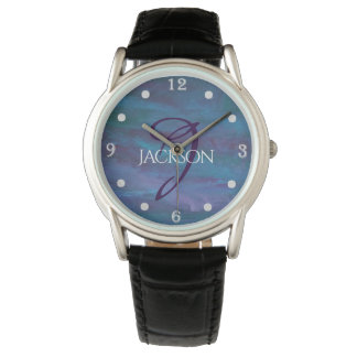 Energetic Bling | Name Cool Blue Purple Teal | Watch