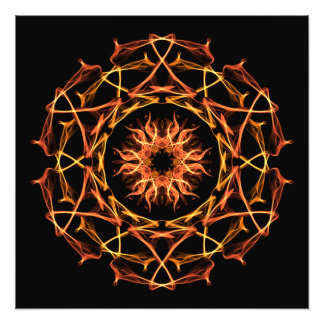 Energetic Geometry - Solar Blessing Photo