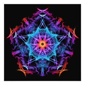 Energetic Geometry - The Magi's Wish Photograph