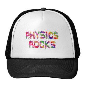 Energetic Physics Rocks Trucker Hat