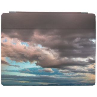 energetic sky iPad cover