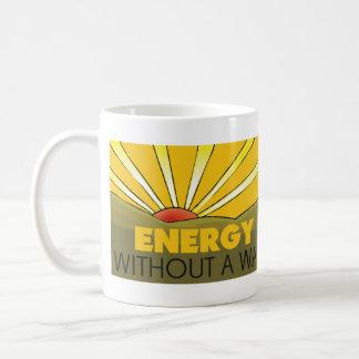 Énergie solaire, guerre tasses à café