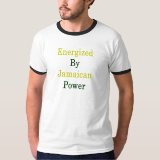 Energized By Jamaican Power T-Shirt