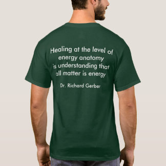 Energy Anatomy healing t-Shirt