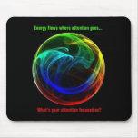 Energy Ball Mousepad