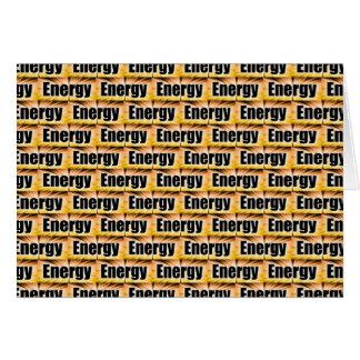 Energy Card