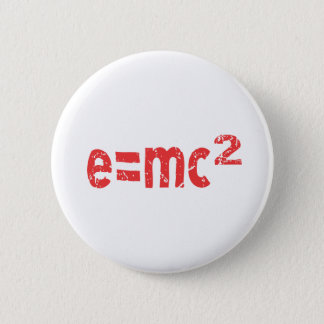 energy equation of  physics 2 inch round button