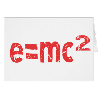 energy equation of  physics card