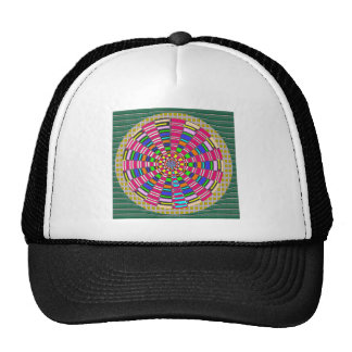 Energy filled Chakra best for Back Print Shirts 07 Mesh Hat