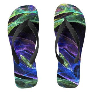 Energy Fractal Flip Flops