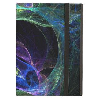 Energy Fractal iPad Air Cover
