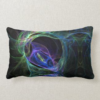Energy Fractal Lumbar Pillow