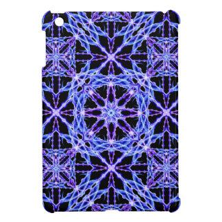 Energy Grid Mandala iPad Mini Covers