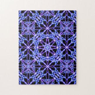 Energy Grid Mandala Puzzles