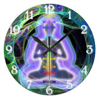 Energy Large Clock