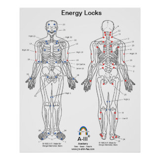 Energy Locks Poster