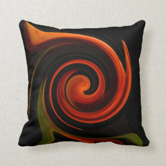 Energy of Creation Throw Pillow