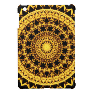 Energy Prism Mandala Cover For The iPad Mini